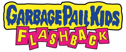 Garbage Pail Kids Flashback Logo