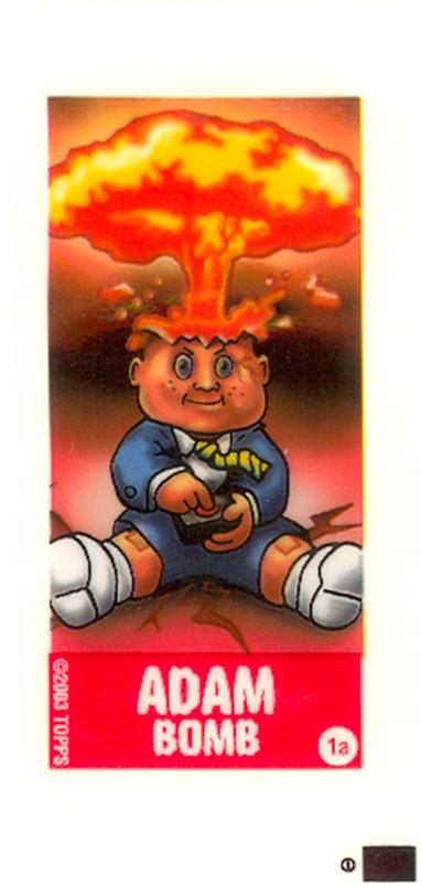 ANS1 Adam Bomb Gum Wrap