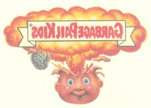 ANS4 Adam Bomb Tattoo Card