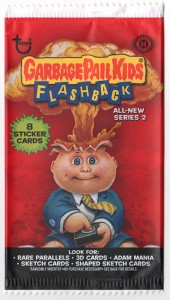 Hobby 8 Card Garbage Pail Kids Pack Front