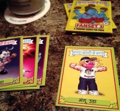 GPKUG Hindi Fan Set III Cards