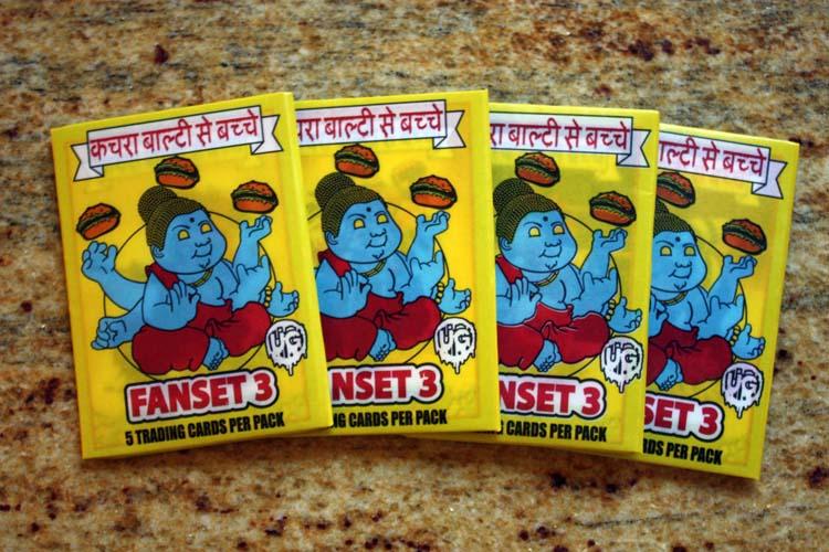 GPKUG FSIII Hindi Wax Packs