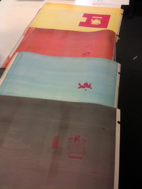 GPKUG FSIII Printing Plates
